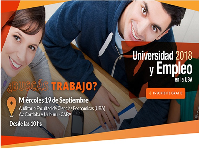 Expo Universidad y Empleo 2018